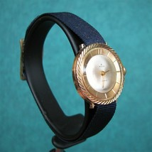 MILUS Vintage 1950s Gold Plated Lady Watch ETA 2412 Reloj Montre Uhr Swiss - $55.59