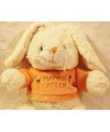 Easter Bunny Very Soft White Long Ear Plush Stuffed Bunny Rabbit Toy - $18.80
