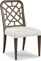 Side Chair Dining Woodbridge Merrion Pierced Fretwork Wood - $1,149.00