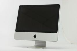 Apple iMac 20 in Desktop MA877LL/A 2.4GHz Core2Duo 2GB DDR2 320GB HDD C ... - $162.66