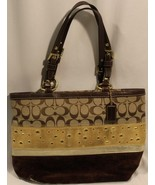 Coach Patchwork Collection Tote J0820-F13075 - $45.00
