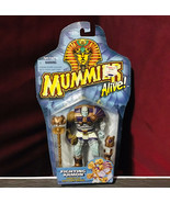 Kenner Mummies Alive Fighting Armon Powers up with Ram Armor Figure - $99.00