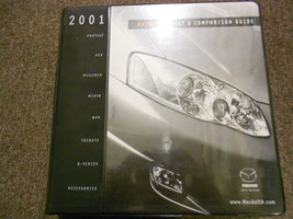 2001 Mazda On Board Diagnostic Service Repair Shop Manual FACTORY OEM BOOK 01 - $96.49