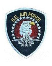 USAF Eagle & Stars Power Patch - $8.90