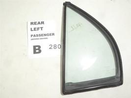 1993-1997 TOYOTA COROLLA  REAR LEFT PASSENGER QUARTER GLASS OEM  - $39.59