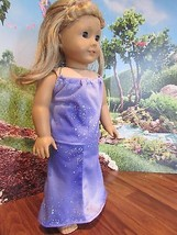 "homemade 18"" american girl/madame alexander 2 piece skirt/top knit doll ... - $19.80"