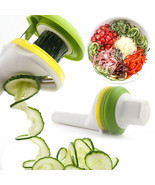 Good Grips Simple 3 In 1 Multi-functional Handhelp Spiralizer Vegetable ... - £14.71 GBP
