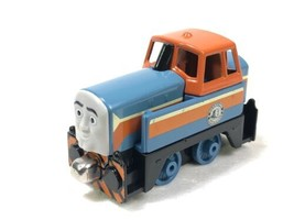 Thomas Friends DEN Dieselworks Diecast Ironworks Train 2012 Take N Play Magnetic - $9.79