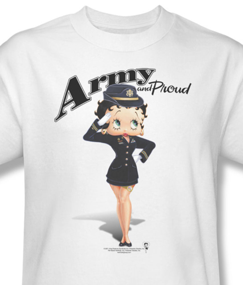 Oop army and proud american something about a soldier for sale online white graphic tee bb734 at