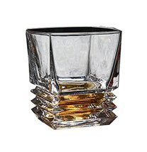 DRAGON SONIC Crystal Cup Wine Glasses Whiskey Glass Creative Set of Glasses,A36 - $19.03