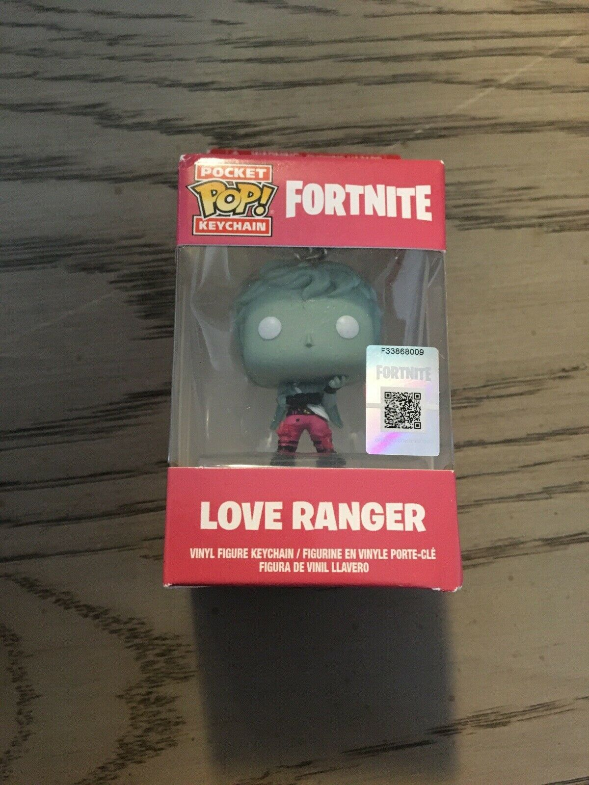 Love Ranger - Fortnite Funko Pocket POP Keychain - $9.99