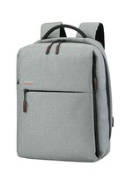 RUIGOR CITY 56 Laptop Backpack Grey - $58.95