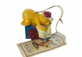 Walt Disney Christmas Ornament Winnie Pooh Figurine piglet classic gift ... - $23.17