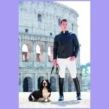 Horseware Otto Waterproof Jacket Mens Black Size Medium image 1