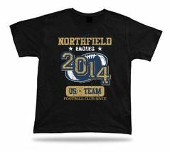 Tshirt Tee Shirt Birthday Gift Idea Eagles Sports Team 2014 Northfield Football - $7.57