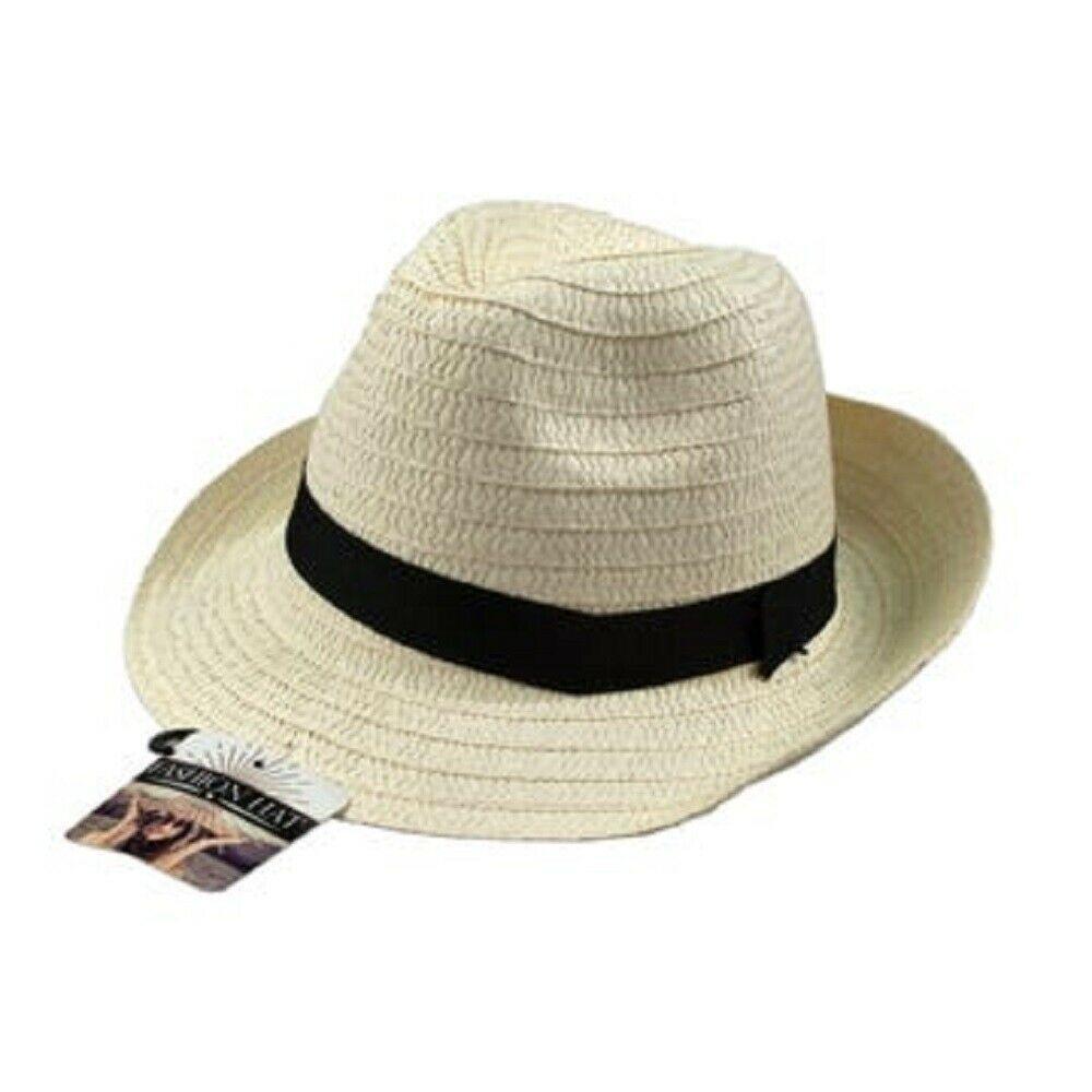 Ladies Fashion Hat - 1 x Random Color