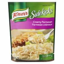 6 X Knorr Sidekicks Creamy Parmesan Pasta 124g Each - Canada - FRESH -Fa... - $25.39