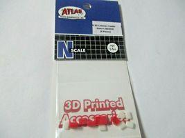 Atlas # 4002026 Coleman Cooler 6  Pieces 3D Printed Accessories N-Scale image 3