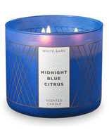 White Barn Midnight Blue Citrus Three Wick 14.5 Ounces Scented Candle - $23.47