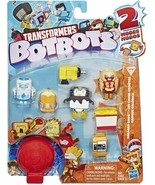 Transformers BotBots Toys Series 1 Greaser Gang 8-Pack, Mystery 2-in-1 C... - $29.69