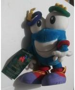 "NWT Vintage 1996 Atlanta Olympics Mascot 14"" Izzy Plush Stuffed Mascot Toy - $21.77"