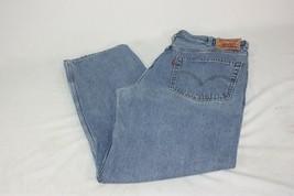 Levis 550 Mens Jeans Relaxed Fit 38 x 31 Denim Blue - $22.72
