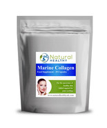 60 Pure Marine Collagen 600mg Pills - Natural And Healthy UK Diet Supplement - $12.86