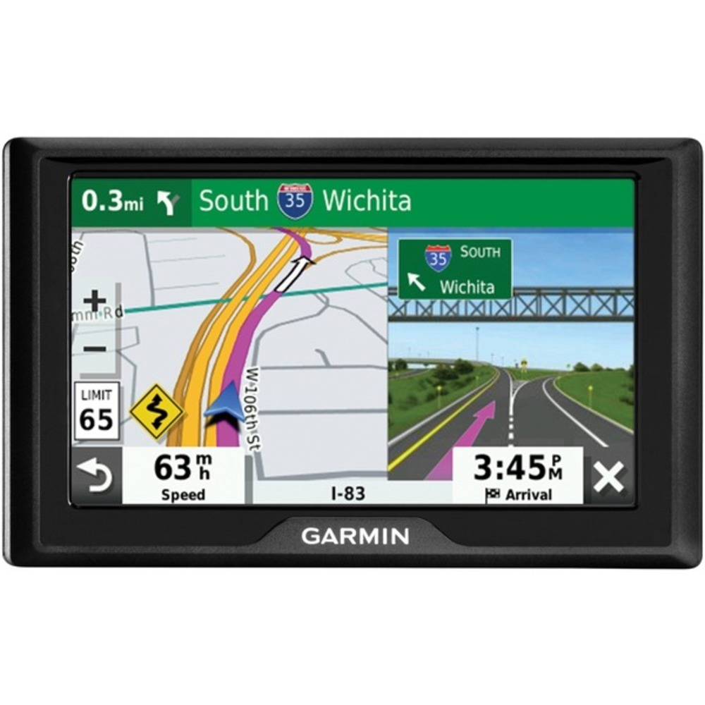 "Primary image for Garmin 010-02036-07 Drive 52 5"" GPS Navigator with Traffic Alerts"