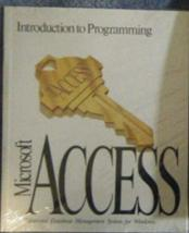 Microsoft Access User's Guide [Paperback] [Jan 01, 1994] Microsoft Corporation