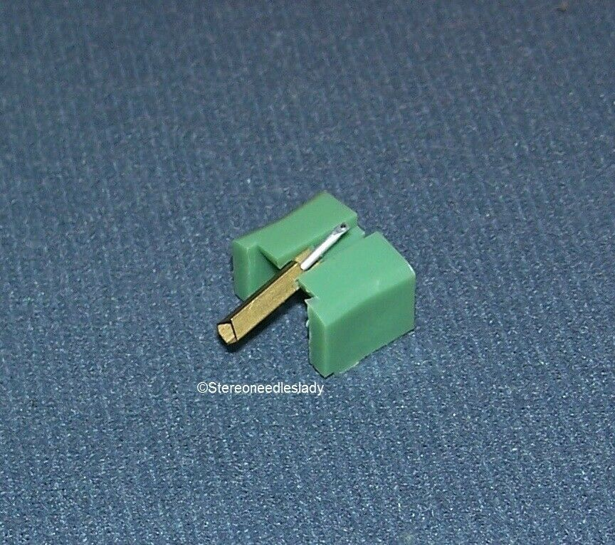 STYLUS RECORD PLAYER NEEDLE for Technica AT-21 AT-66 DSN15 N-5000 635-D7