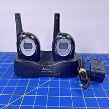 Cobra Microtalk 22 Channel GMRS/FRS Two-Way Radio 14 Mile PR270 (TESTED) - $14.38