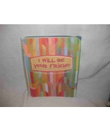 I Will Be Your Friend Book Songs Activities Young Peacemakers Teach Tole... - $16.39