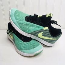 NIKE Flex Experience RN6 Womens Mesh Running Sneakers Sz9.5 Gree Mint Te... - $19.45