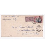 LOS ANGELES CA MAILED TO COLUMBUS OHIO SPECIAL DELIVERY SEPTEMBER 15 1929 - €4,42 EUR