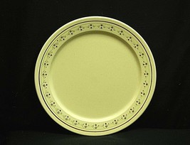 """Vintage 12-3/8"""" Serving Tray Platter Plate Brown & Green Abstract USA Un... - $24.74"""