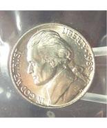 1989-P Jefferson Nickel BU FULL STEPS In the Cello #0821 - $5.49