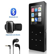 Mp3 Player,8GB with Bluetooth 4.0 Ultra Slim Portable Lossless Digital (... - $47.24