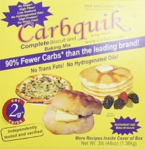 Carbquik Baking Mix, 3 Lbs 2 Pack