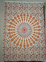 Tapestry Indian Mandala bohemia Art Hippie Wall Hanging Poster 31x45 INC... - $0.98