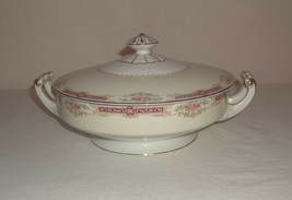 VINTAGE NORITAKE OCCUPIED JAPAN COVERED VEG, BOWL DISH EARLY 1900'S - $44.51