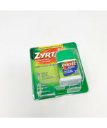ZYRTEC ALLERGY 70 Count 10mg ANTIHISTAMINE TABLETS Free Shipping Exp.08/... - $23.74