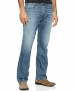 Mens Lucky Brand 181 Relaxed Fit Jeans Blue Cotton Denim Light Cardiff 3... - $44.50