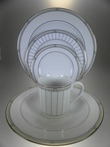 Royal Worcester Mondrian 12 Place Settings Plus Serving Items (64 PC Set) - $468.22