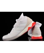 new adidas PREDATOR TANGO 18.1 TR men's soccer shoes 10 44 white street trainers - $69.90