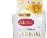 Tsubaki Shiseido Hair Water Damage Care Moist