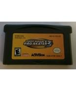 GameBoy Advance - Tony Hawk's Pro Skater 3 **CARTRIDGE ONLY** - $9.80