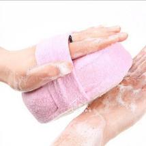 Honana Body Cleaning Mesh Shower Wash Sponge Bathroom Massager Shower Ba... - $11.99