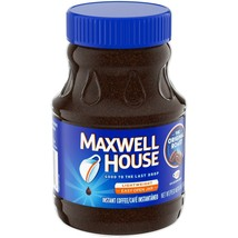 Maxwell House The Original Roast Instant Coffee 8 oz ( Pack of 6 ) - $59.39
