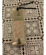 Brand New Purebred Puppies Schnauzer Bookmark Pewter Pin For Dog Rescue ... - £5.79 GBP