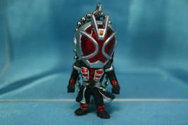 Bandai Kamen Masked Rider All Star Mini Figure Keychain P10 Wizard Flame... - $11.99